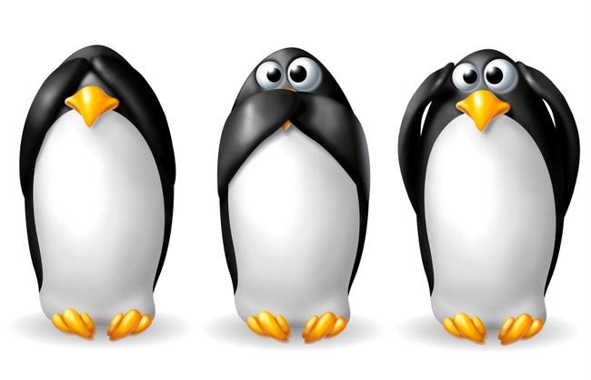 3 pinguini